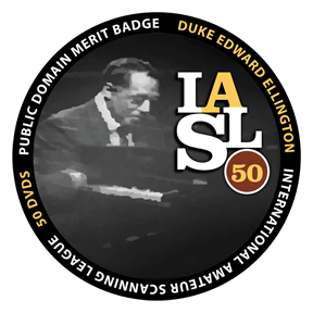 Duke Ellington Merit Badge