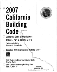 California Building Codes Law Resource Org