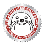 The Great Seal of the Great Seal of Approval